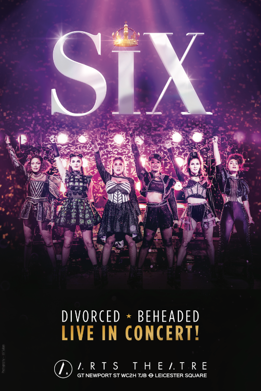 SIX Poster (Finale)